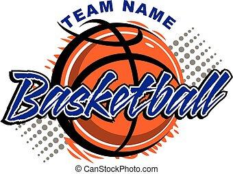 basquetebol, desenho