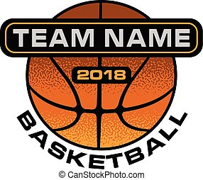 basquetebol, desenho, textured