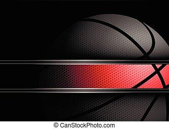basquetebol, experiência preta