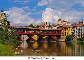 Bassano del Grappa Ponte Vecchio