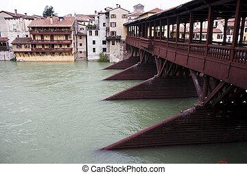 Bassano del Grappa town