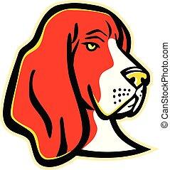basset-hound-HEAD-MASCOT
