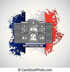 bastille day french celebration