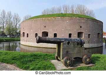 Bastion for defense