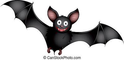 Bat - cartoon bat