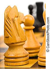 bataille, échecs