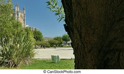 Batalha Monastery, Portugal - The Monastery of Batalha, is a...
