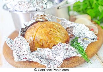 batata assada