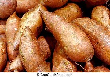 batatas doces