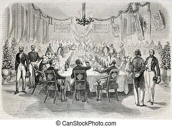 batavia, banquet