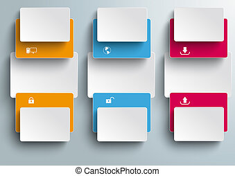 Batched Colored Rectangles 3 Opened Options PiAd