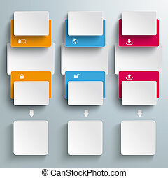 Batched Colored Rectangles Three Opened Options PiAd