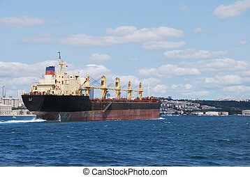 bateau cargaison