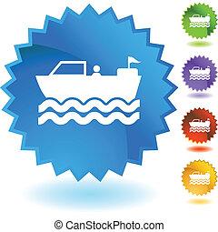 bateau moteur