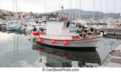 bateau pêche