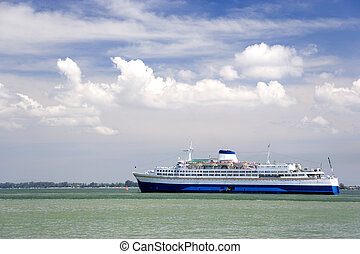 bateau, port