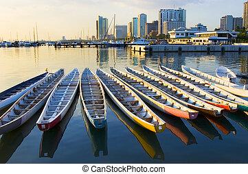 bateaux dragon