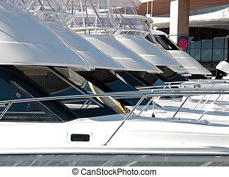 bateaux, luxe