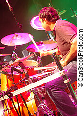 baterista, ii