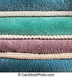 Bath and Kitchen Towels
