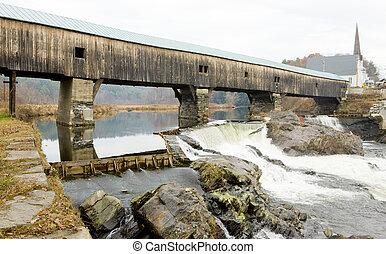 Bath Bridge, USA