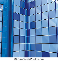 bath large square blue tiles