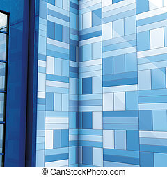 bath mosaic blue tiles