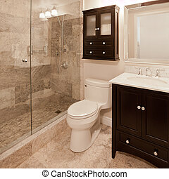 Bathroom - Modern bathroom