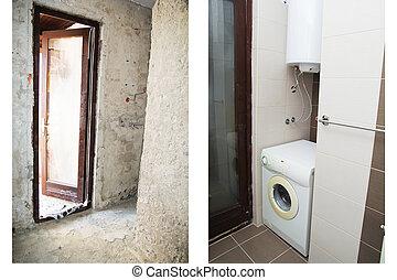 Bathroom the Renovation
