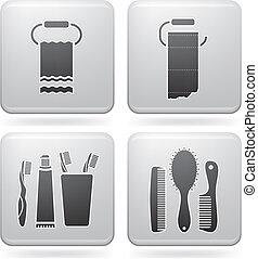 Bathroom utensils