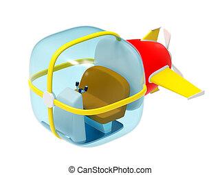 bathyscaphe little modern