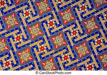 batik, mönster