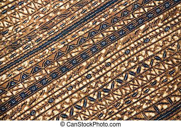 batik, plano de fondo
