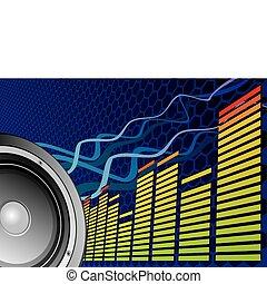 battements, musique