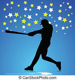 batter illustration