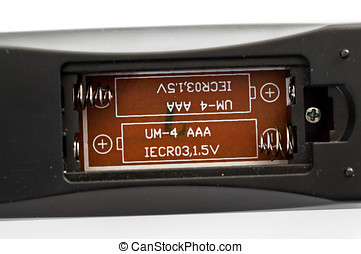 batteria, scompartimento