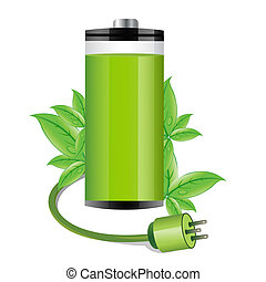 batterij, elektronisch