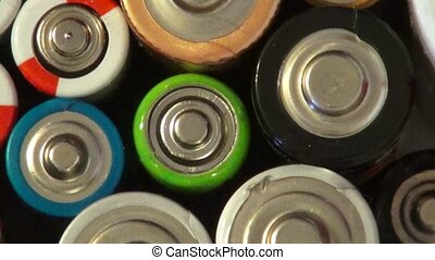 Battery, Batteries, Electricity, Energy
