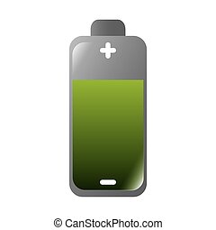 battery green charge