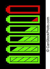 Battery level