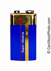 Battery - Alkaline 9 Volt Battery
