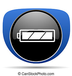 Battery web icon