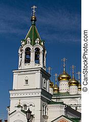 battista,  nizhny,  Novgorod, chiesa,  John,  Russia