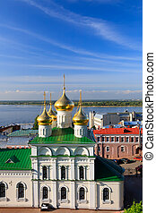 battista, nizhny novgorod, chiesa, john, russia