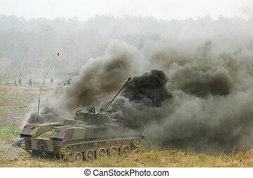 battle-field