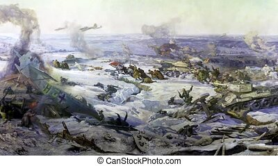 battle near Stalingrad  part 1