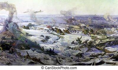 battle near Stalingrad part 1 - battle near Stalingrad...