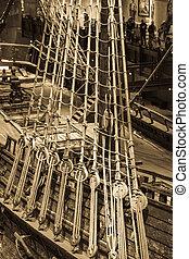 Battle ship Vasa, Stockholm
