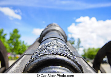 Battlefield Cannon