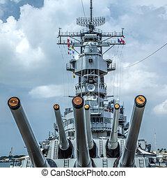 battleship, caratteristiche